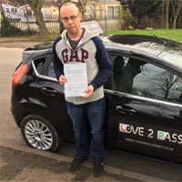 driving instructor derby