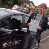 driving lessons in alvaston