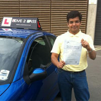 derby driving instructor